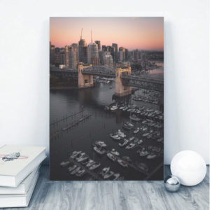 Giant poster mounting same day