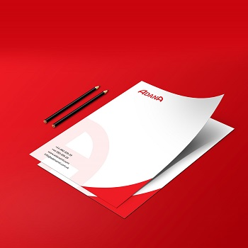 Cheap Letterhead Printing, Fast Turnaround, UK Delivery from AdanaPrint.co.uk