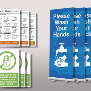 Covid-19 Print Safety Essentials for Schools in London